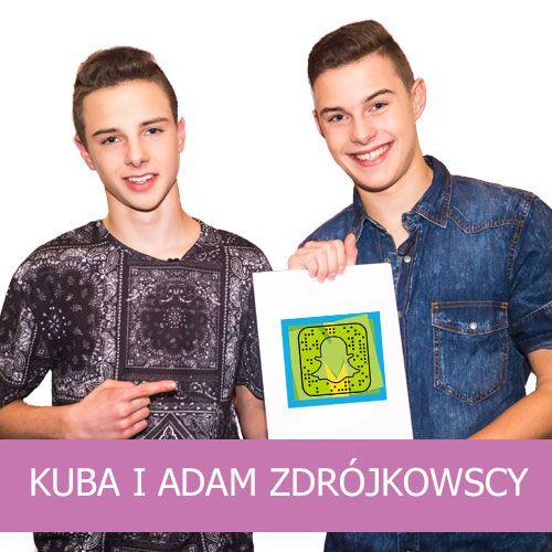 Adam i Kuba Zdrojkowscy Na obozach mlodziezowych