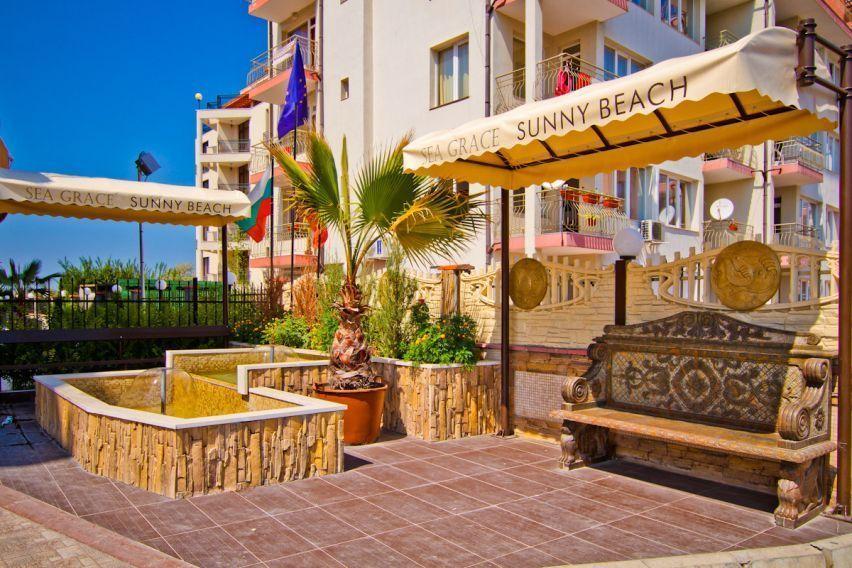 wypoczynek słoneczny brzeg hotel sea grace bułgaria funclub (11)