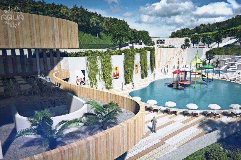Aquapark Budva