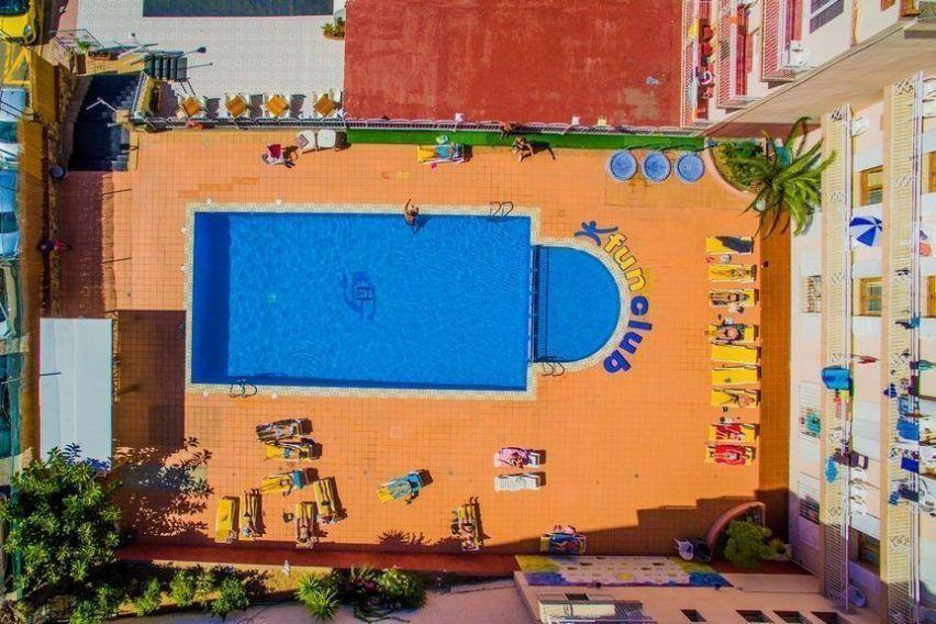 funclub obozy mlodziezowe hiszpania lloret de mar goya hotel catamaran tropics (3)
