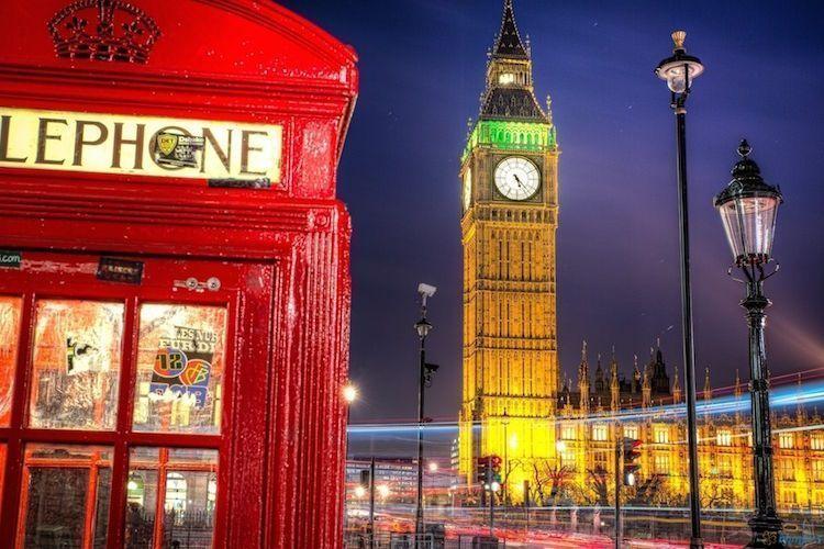 Londyn - obóz językowy