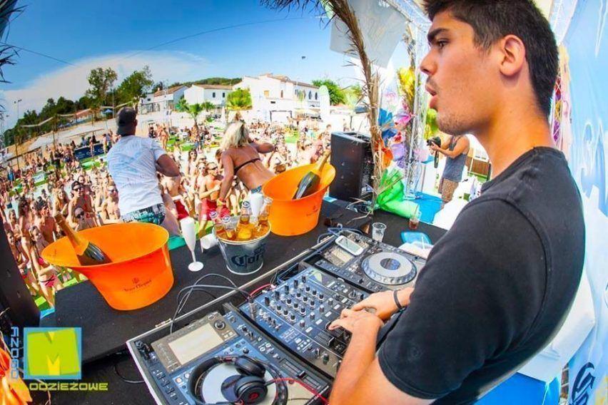 funclub sanddance obozy mlodziezowe lloret de mar hotel goya hiszpania (4)