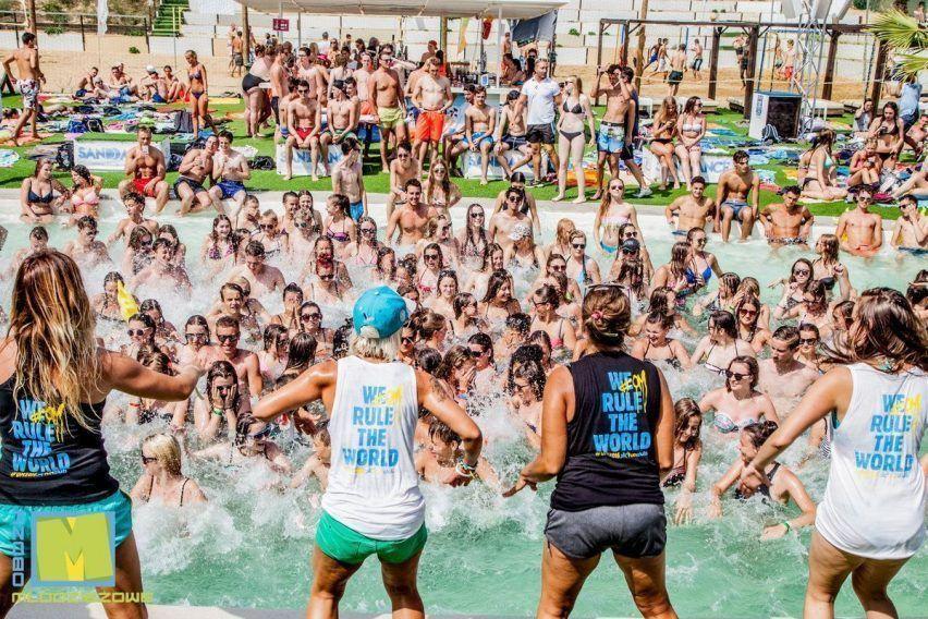 funclub sanddance obozy mlodziezowe lloret de mar hotel goya hiszpania (5)