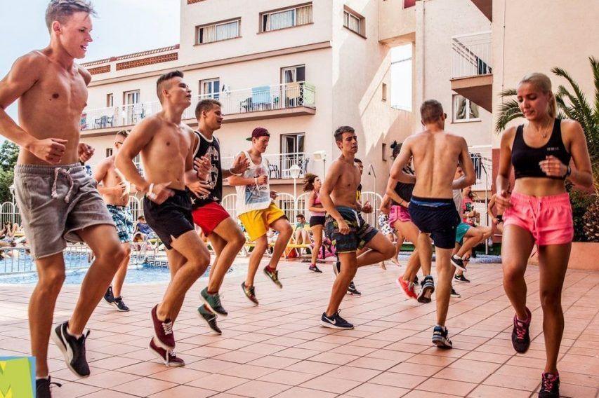 hiszpania hotel goya lloret de mar funclub obozy mlodziezowe zolta strzala (7)