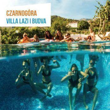 #2 Czarnogóra Villa Lazi I Budva