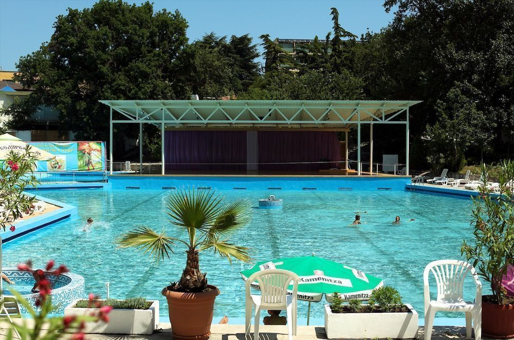 [Obóz młodzieżowy] Hotel Riva Park