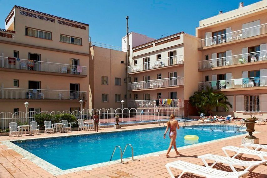 wypoczynek hiszpania studencka sesja hotel goya lloret de mar funclub-4