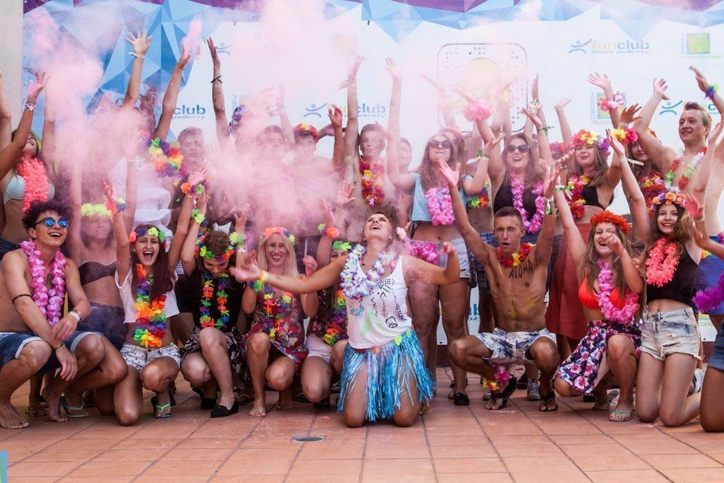 funclub obozy mlodziezowe hawaii hotel lloret hiszpania lloret de mar zolta strzala (2)
