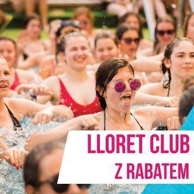 #1 Obóz w Lloret Club Hotel Goya