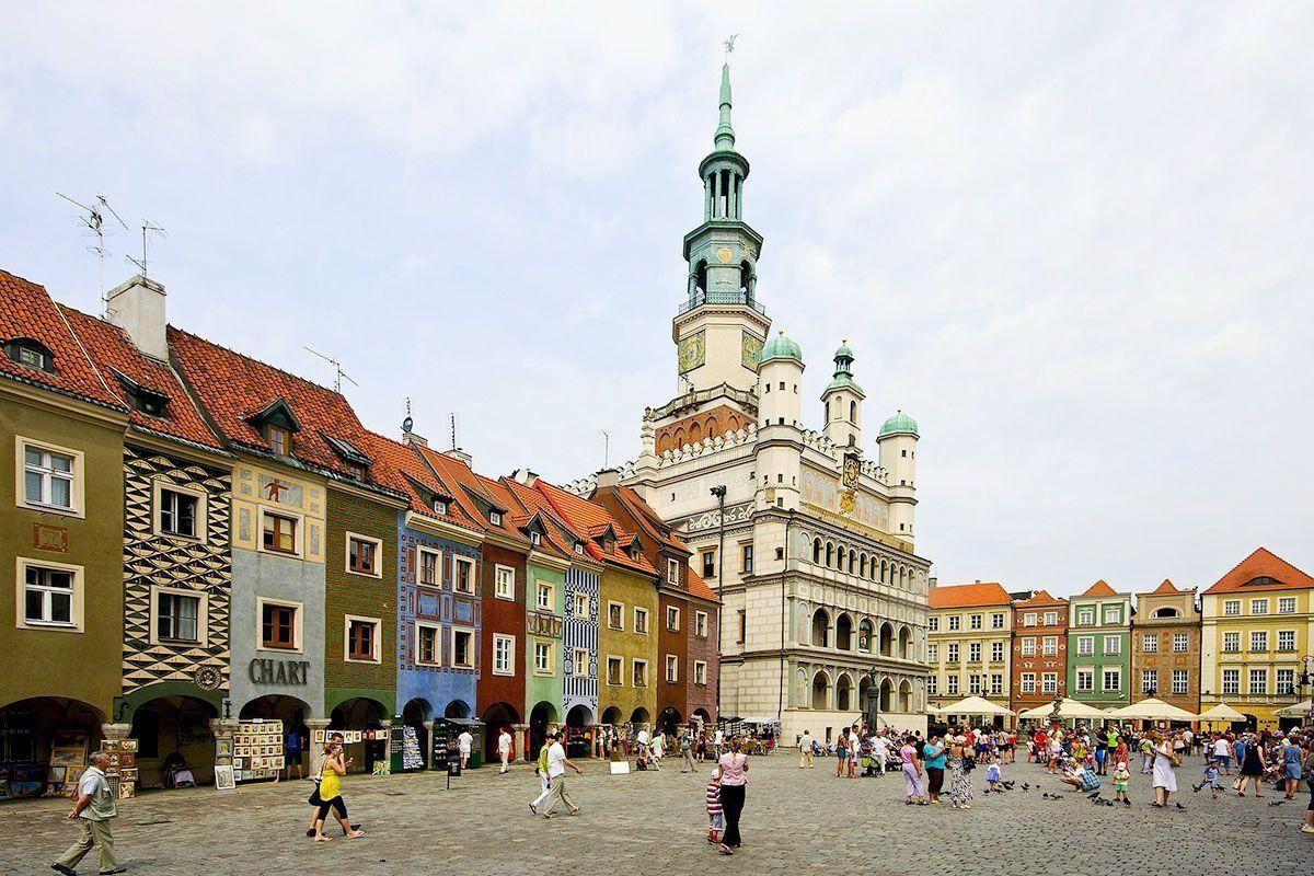 Poznań - tu wszystko sięzaczęło