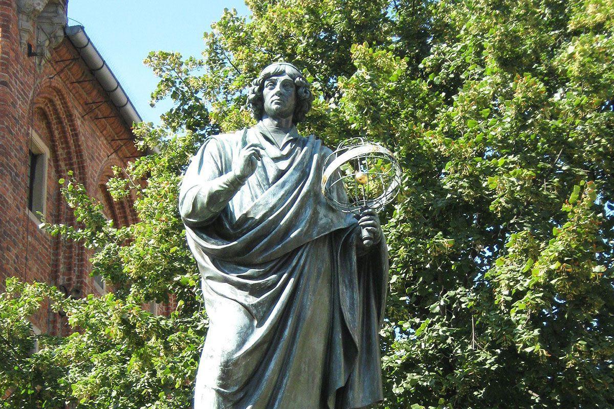 Toruń - z wizytą u Mikołaja Kopernika