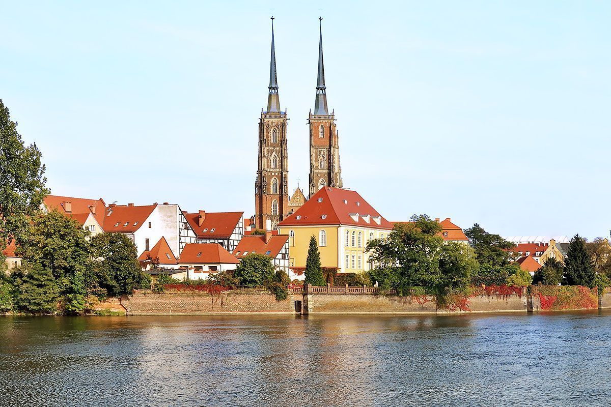 Wrocław - miasto mostów