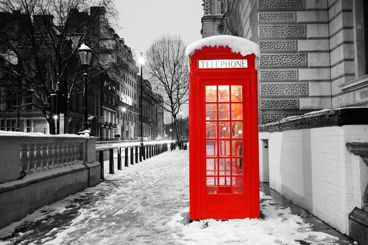 Londyn - obóz językowy w ferie zimowe