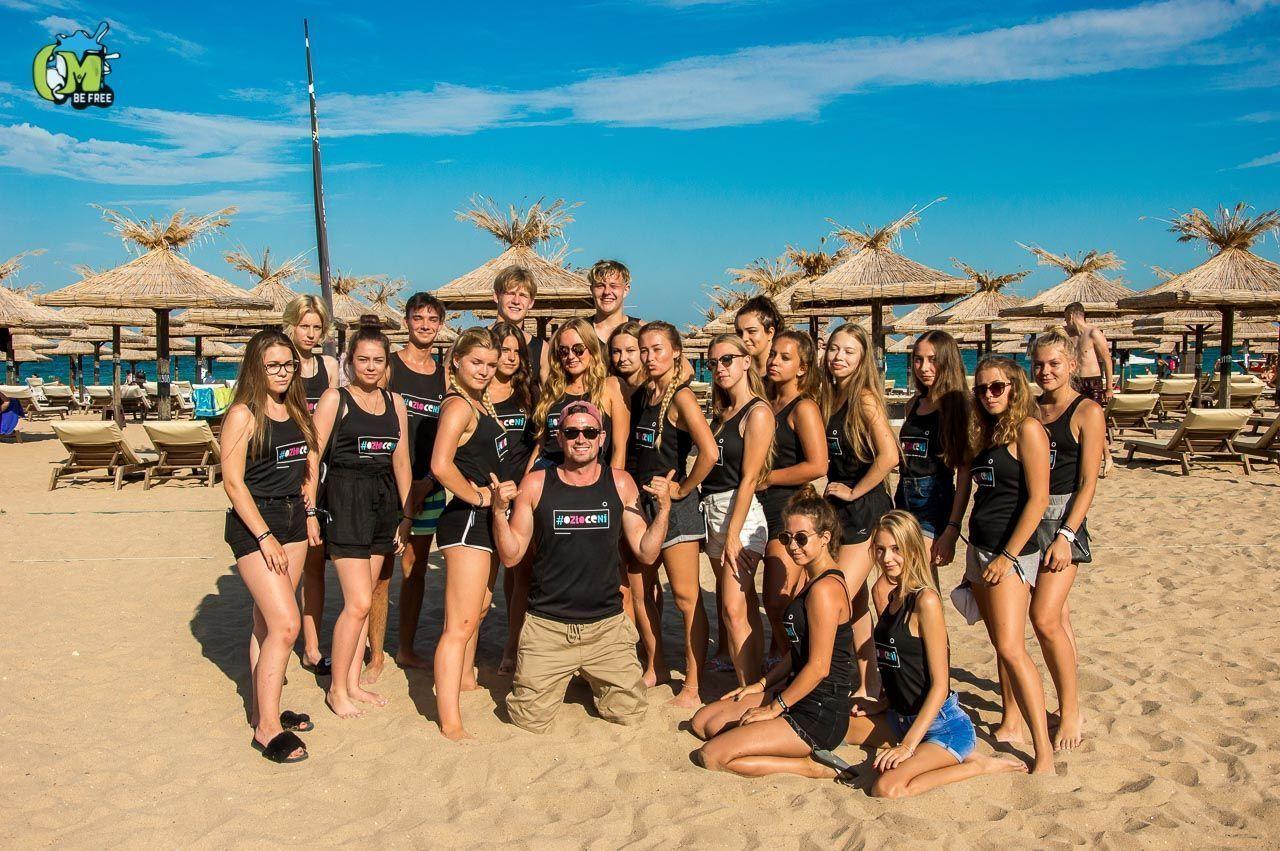 Obóz młodzieżowy Bułgaria Słoneczny Brzeg 2019