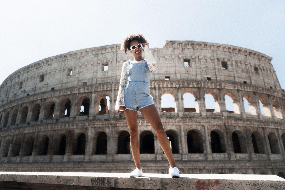 Rzymskie wakacje z Wenecją, Florencją, Pizą i Gardalandem