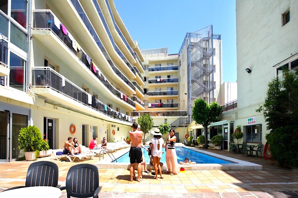 Hotel DON JUAN   HISZPANIA + WENECJA + GARDALAND