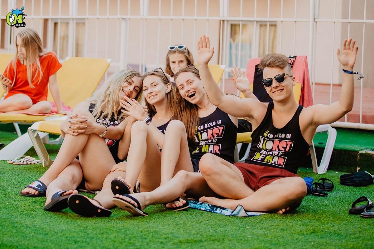 pfunclub obozy mlodziezowe hiszpania lloret de mar goya hotel 11