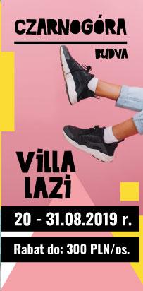 #4 Chorwacja - Villa Makarska 11-22 lipca 2019