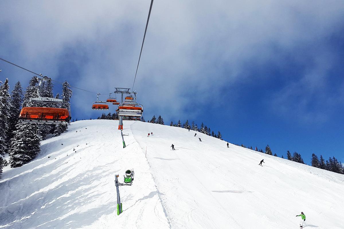 słowacja:chopok:obóz narciarski:1