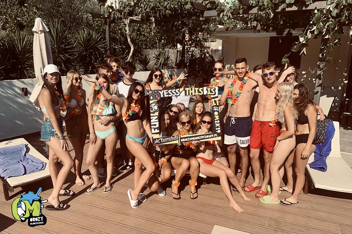 Villa Lazi Budva z transferem z plaży