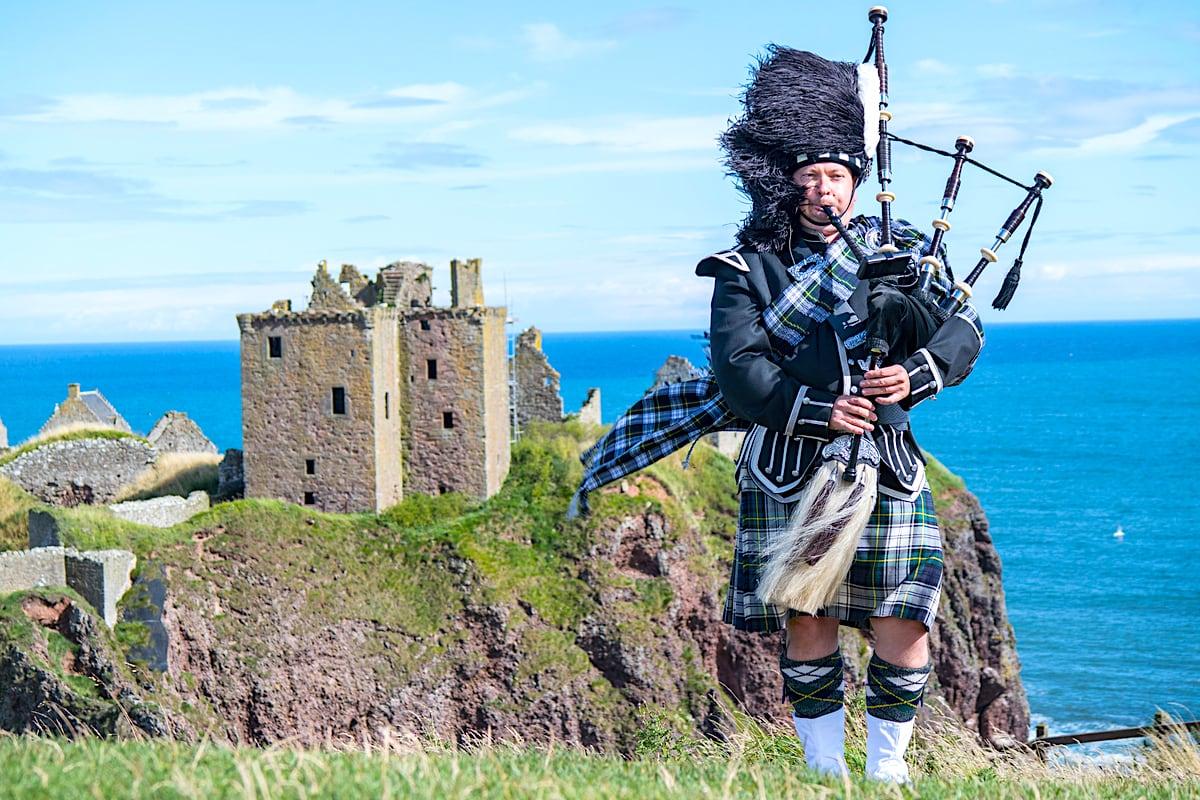 Szkocja - obóz językowy