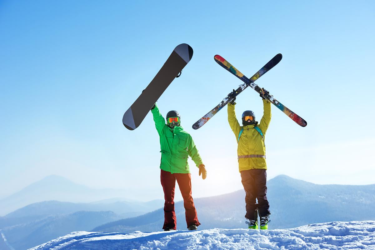 Obóz Narciarsko Snowboardowy w Czechach