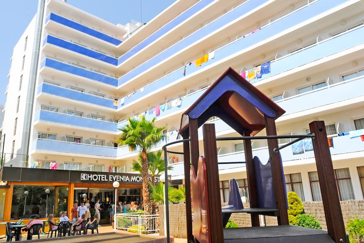 Hotel HAWAI MONTEVISTA