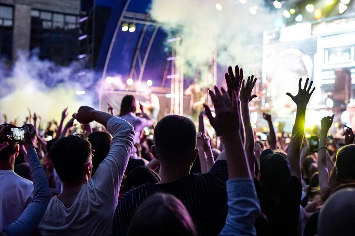 Clubbing w Złotych Piaskach