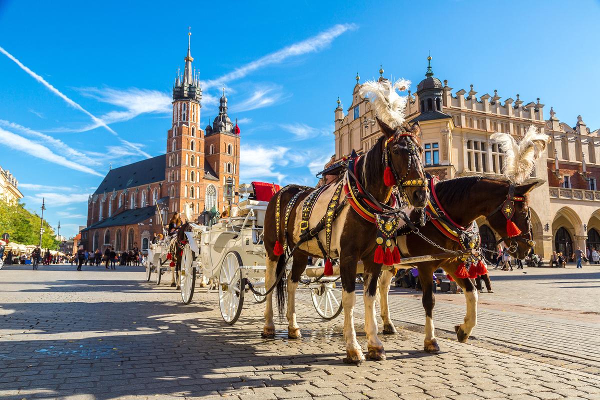 Poland Trip - skarby Polski - wyjazd z Krakowa