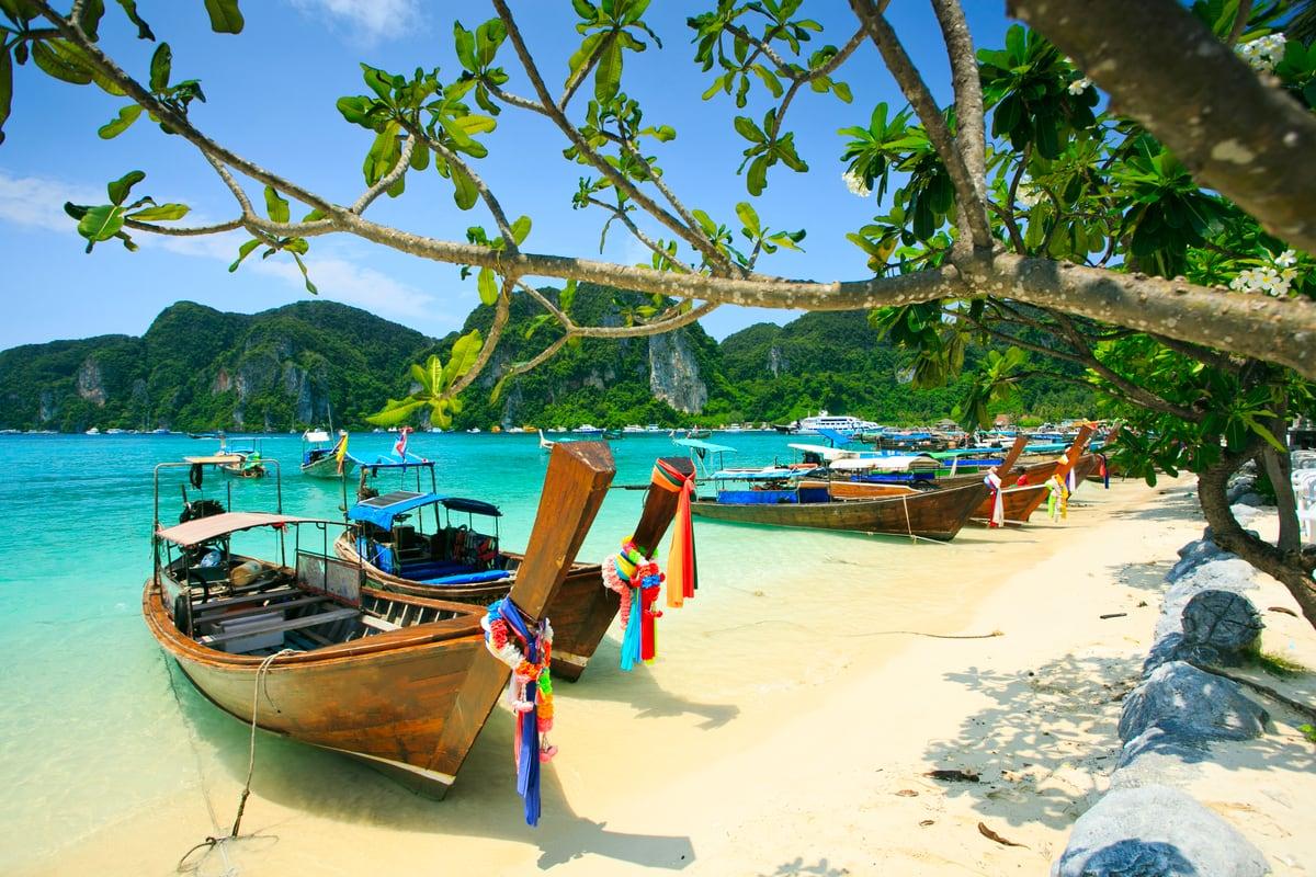 Tajlandia i Kambodża - pod czujnym okiem Buddy