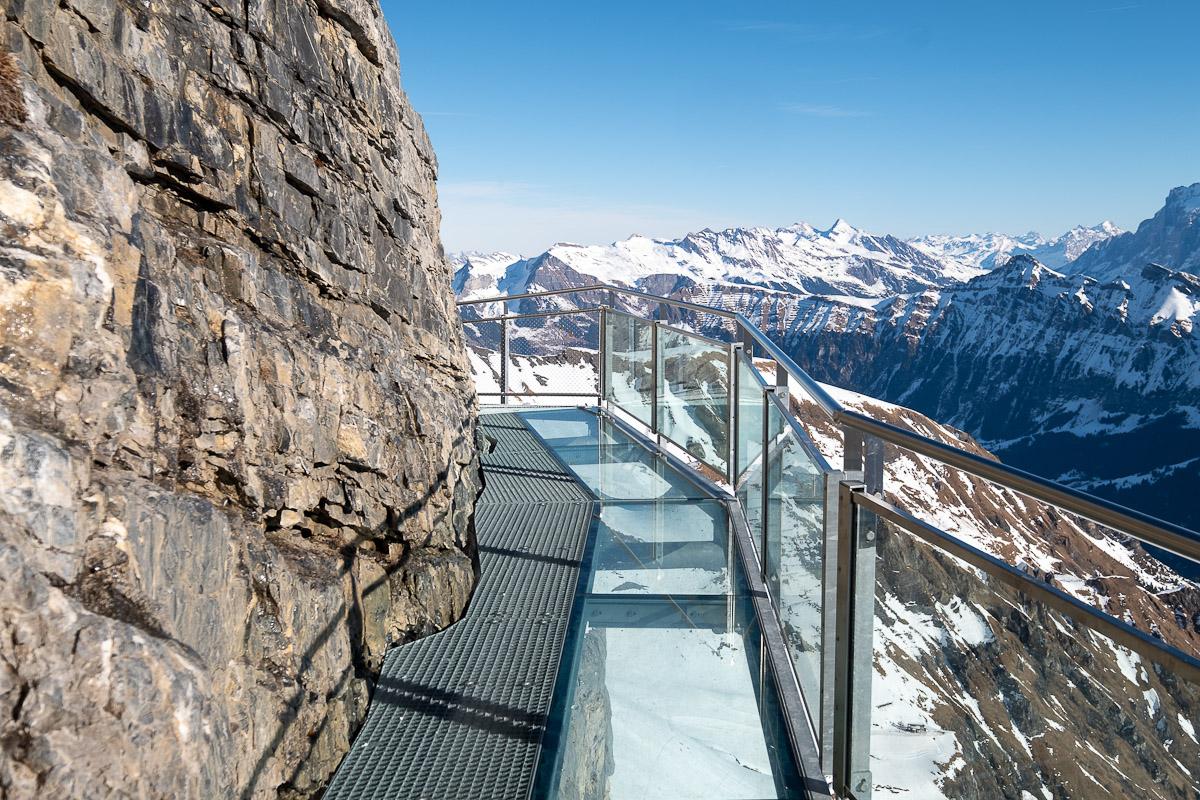 The,Thrill,Walk,At,Birg,Near,Schiltorn,In,The,Swiss