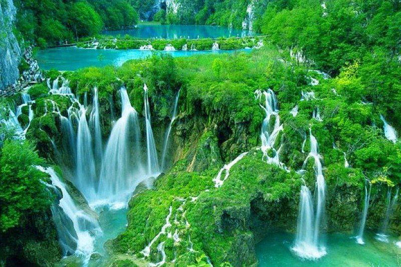 Park Narodowy Jezior Plitvickich