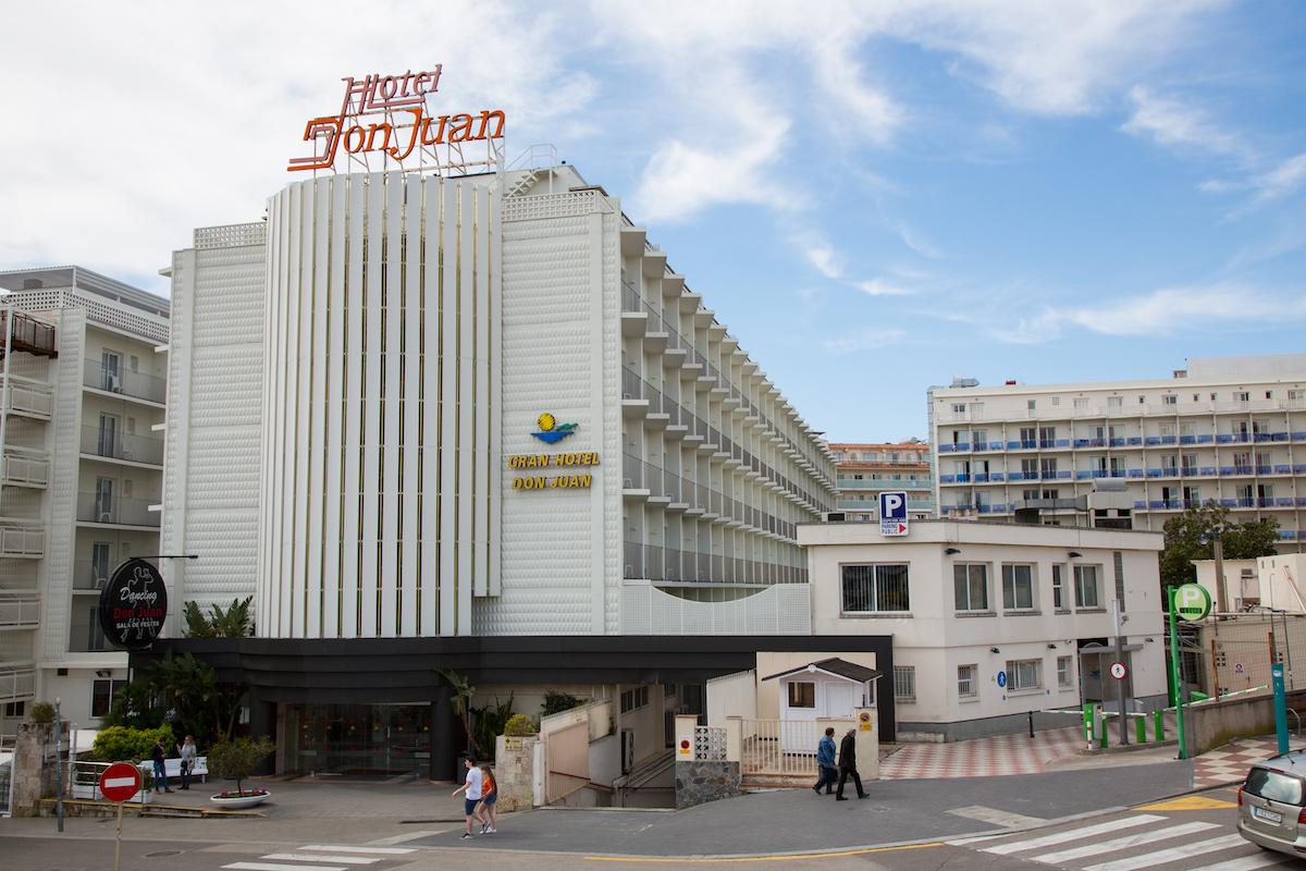 hotel don juan lloret de mar hiszpania funclub5