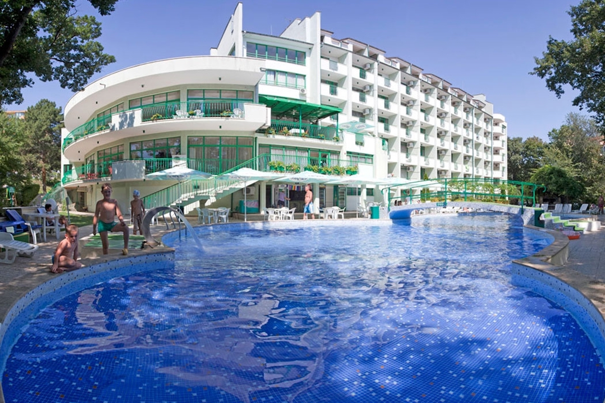 Hotel Rodina All Inclusive